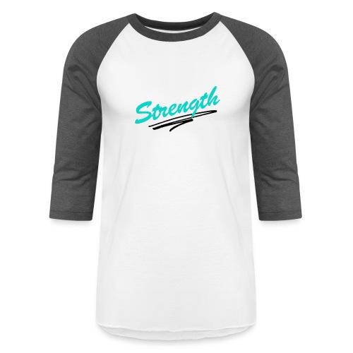Strength Tank - Baseball T-Shirt