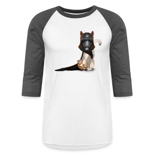 Captain Kitty - Baseball T-Shirt