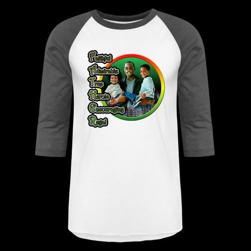 Father 01 - Unisex Baseball T-Shirt