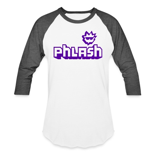 phlash itch - Unisex Baseball T-Shirt