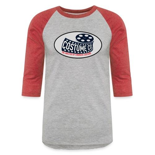 Costume CO Logo - Unisex Baseball T-Shirt