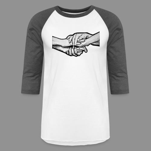 The Strength of Their Resolve - Unisex Baseball T-Shirt