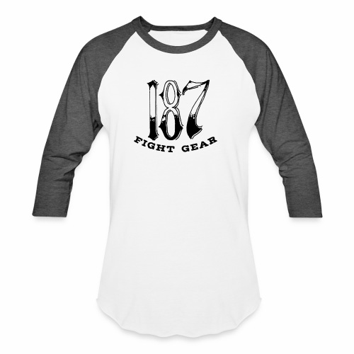 Trevor Loomes 187 Fight Gear Logo Best Sellers - Baseball T-Shirt