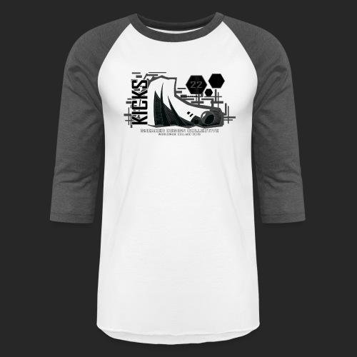 Wicked Dano Sneaker 1 - Baseball T-Shirt