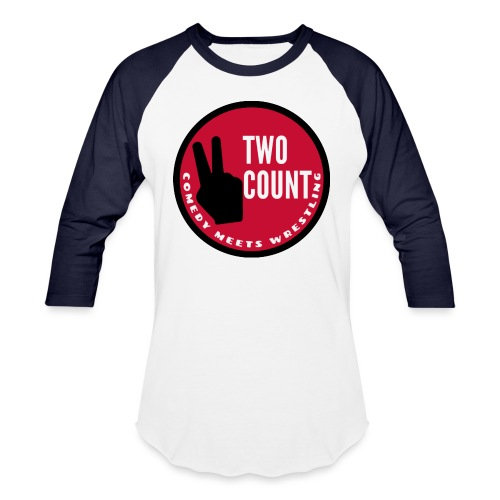 The Two Count Show Shirt - Unisex Baseball T-Shirt