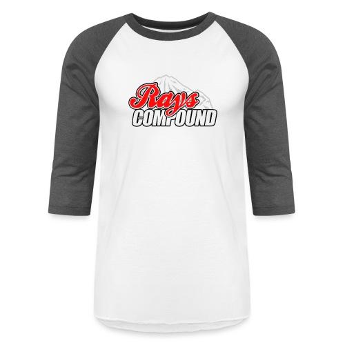 Rays Compound - Unisex Baseball T-Shirt