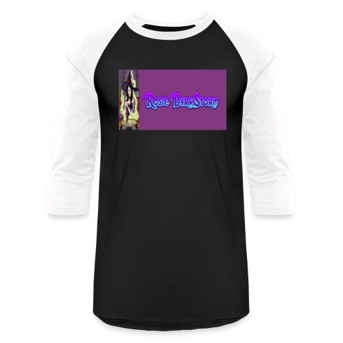 therosiedarkshow - Baseball T-Shirt