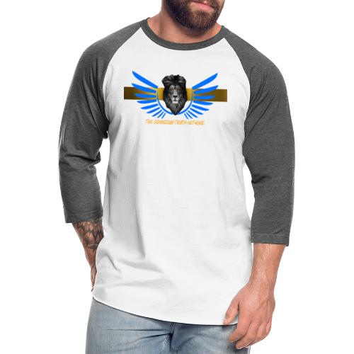 The conscious Truth network png - Unisex Baseball T-Shirt