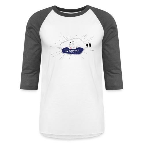 Bottle Graphic - Unisex Baseball T-Shirt