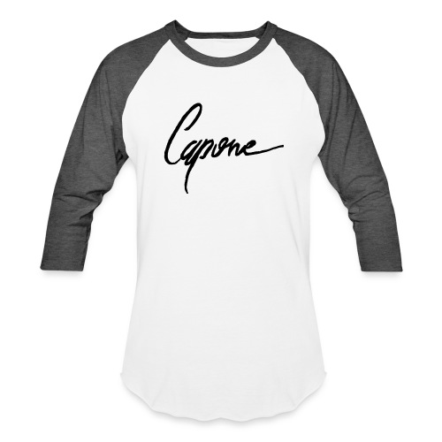 Capone - Baseball T-Shirt