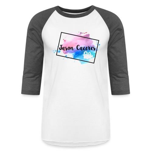 Jason Caceres Opening Intro Logo - Baseball T-Shirt