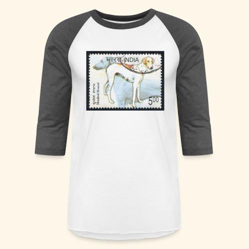 India - Mudhol Hound - Baseball T-Shirt