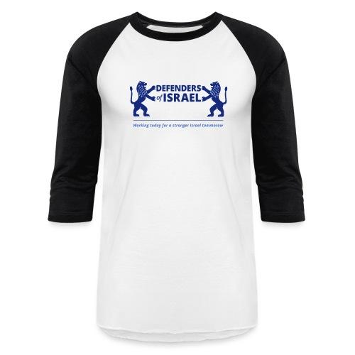 Defenders Of Israel - Baseball T-Shirt