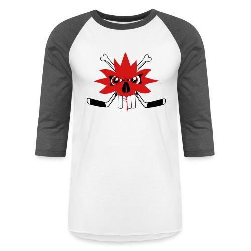 Canadian-Punishment_t-shi - Unisex Baseball T-Shirt