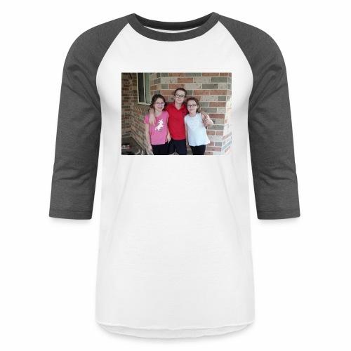 Fan merch - Unisex Baseball T-Shirt