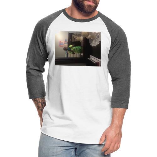 Justin - Unisex Baseball T-Shirt