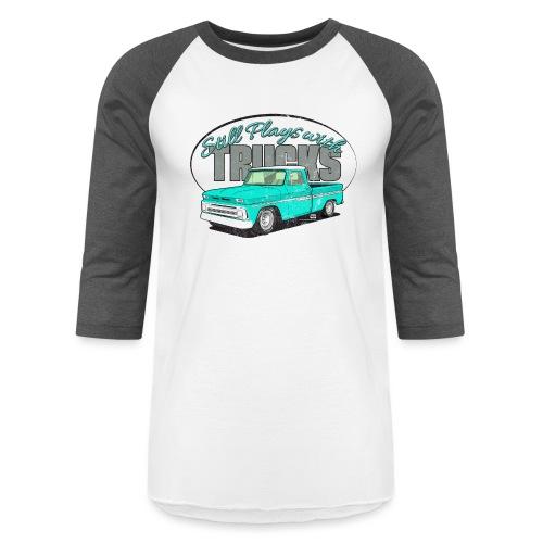 Still65ShortFleet Long Sleeve Tee - Unisex Baseball T-Shirt