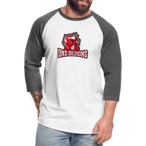 DNS Original - Unisex Baseball T-Shirt