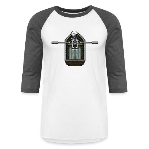 Ghost boat - Unisex Baseball T-Shirt