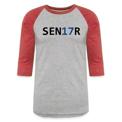 Senior Graduation 2017 - Baseball T-Shirt
