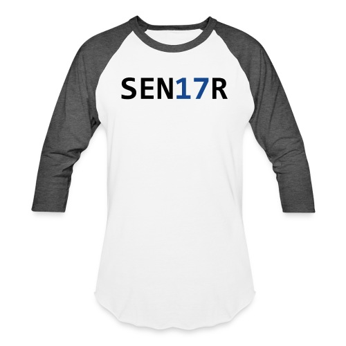 Senior Graduation 2017 - Baseball T-Shirt