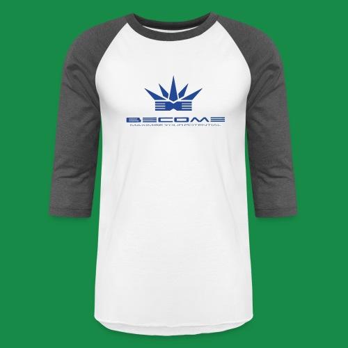 makare BLUE - Unisex Baseball T-Shirt