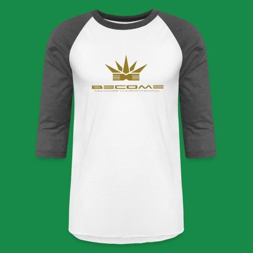 makare GOLD - Unisex Baseball T-Shirt