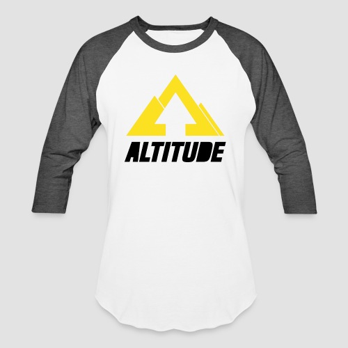 Empire Collection - Yellow 2 - Unisex Baseball T-Shirt