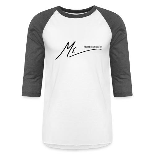 Failure Will Never Overtake Me! - Unisex Baseball T-Shirt
