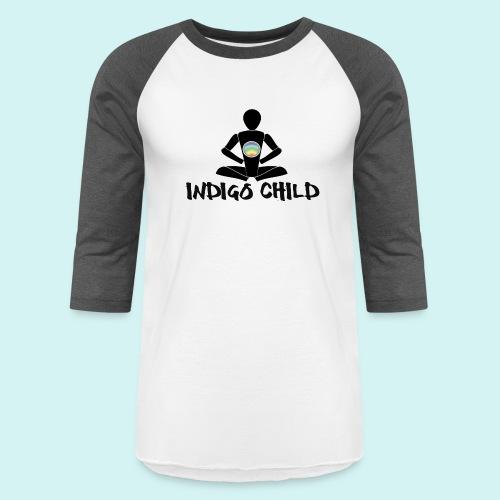 Indy Child Basic - Unisex Baseball T-Shirt