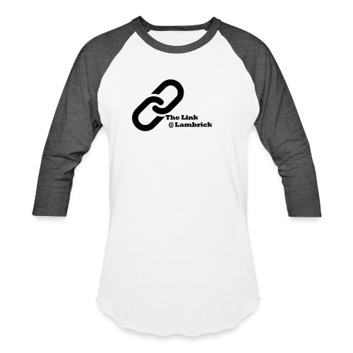 The Link link - Unisex Baseball T-Shirt