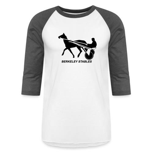 Berkeley Stables - Unisex Baseball T-Shirt