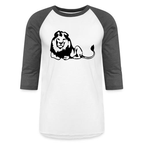 lions - Unisex Baseball T-Shirt