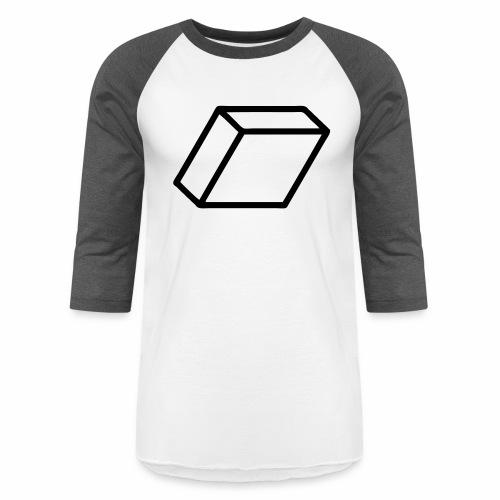 rhombus3 ai - Unisex Baseball T-Shirt