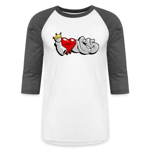 Phame - NYG Design - Throwie - Unisex Baseball T-Shirt