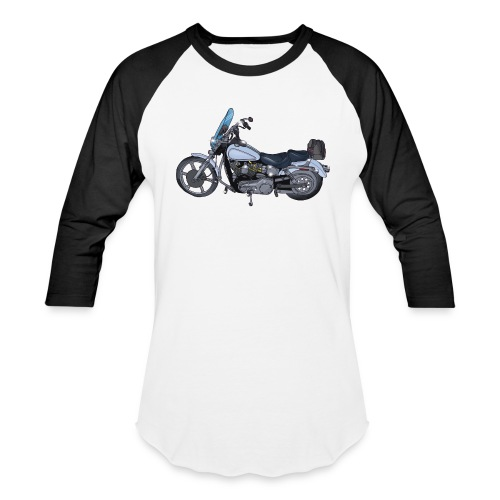 Motorcycle L - Baseball T-Shirt