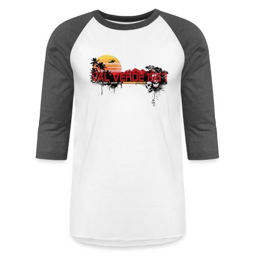 val verde 2 - Unisex Baseball T-Shirt