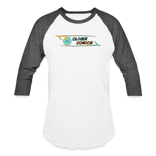 OLIVER COMICS v2 - Baseball T-Shirt