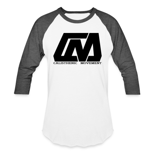 Cali Move Front black women - Unisex Baseball T-Shirt