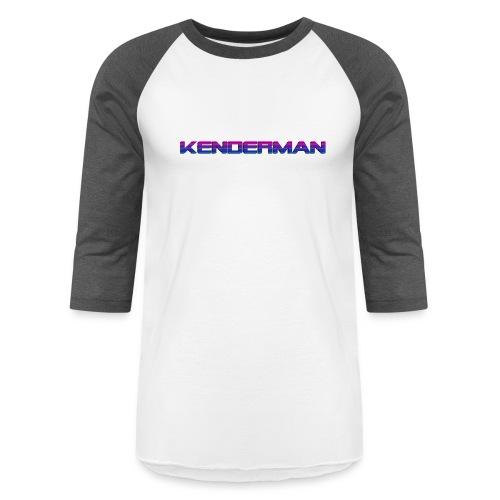 Kendermerch - Unisex Baseball T-Shirt
