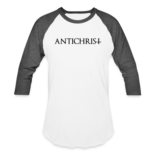 Antichrist - Baseball T-Shirt