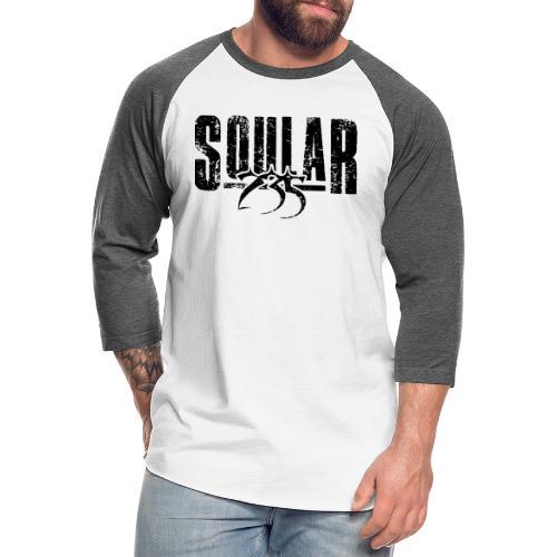 Soular235 (Logo) - Unisex Baseball T-Shirt