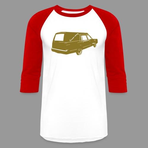 Hearse - Baseball T-Shirt