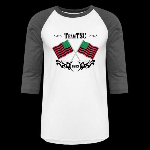 TSC 06 Flags - Baseball T-Shirt