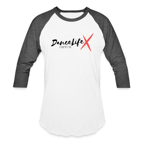 DL-Logo-Master - Unisex Baseball T-Shirt