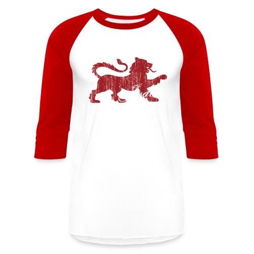 The Lion of Judah - Baseball T-Shirt