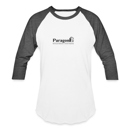 Shop Paragon Investment Partners Apparel - Baseball T-Shirt