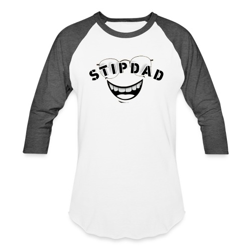 STIPDAD GEAR - Unisex Baseball T-Shirt