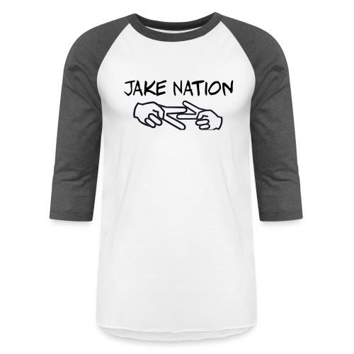 Jake nation phone cases - Baseball T-Shirt