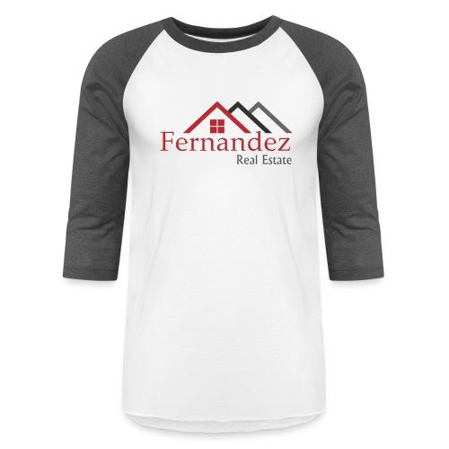 Fernandez Real Estate - Baseball T-Shirt